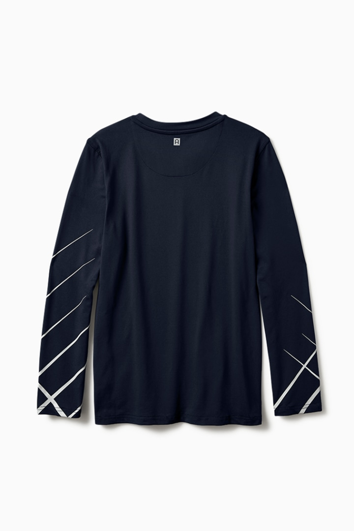 Geo Fence Active Tee back