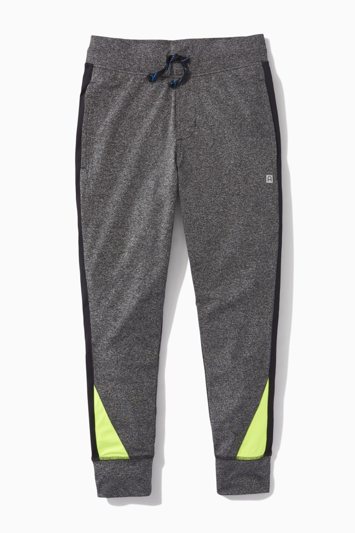 Colorblocked Active Jogger front