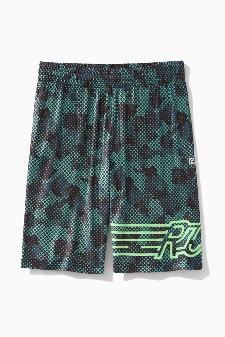 Camoish Active Short front