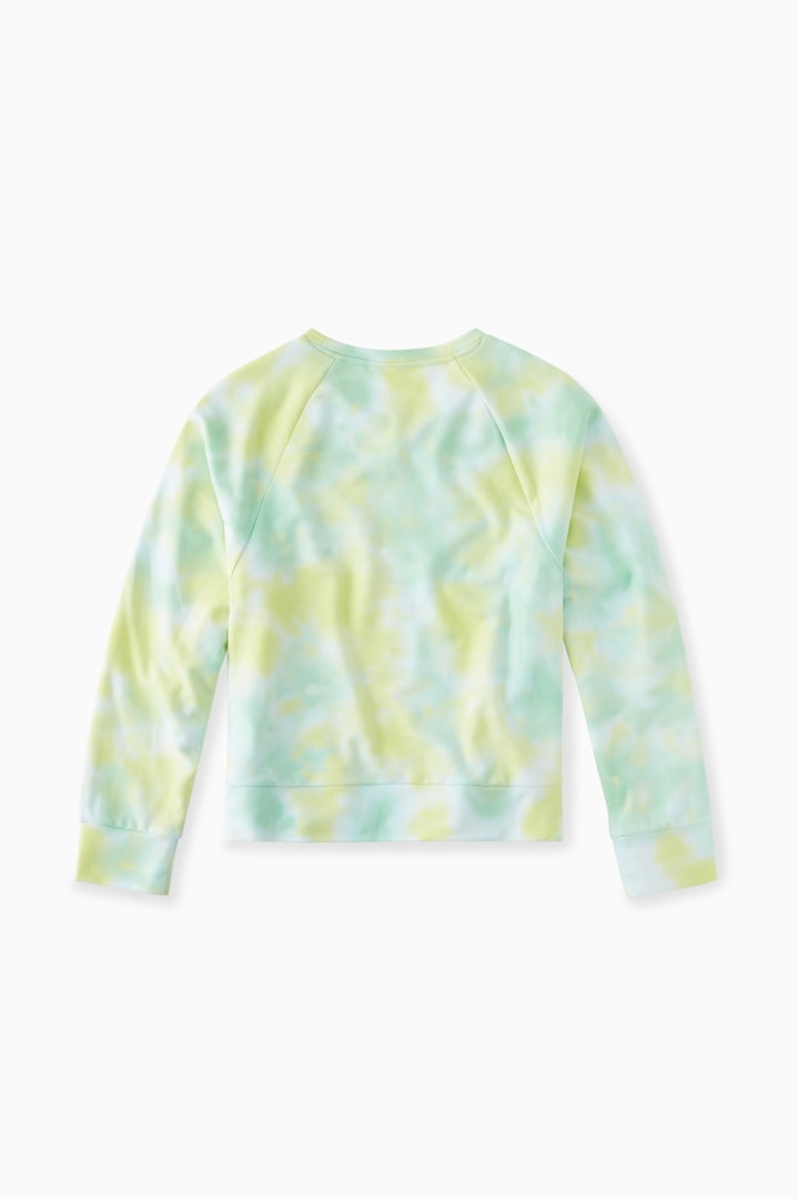 Chillout Tie-Dye Crew back