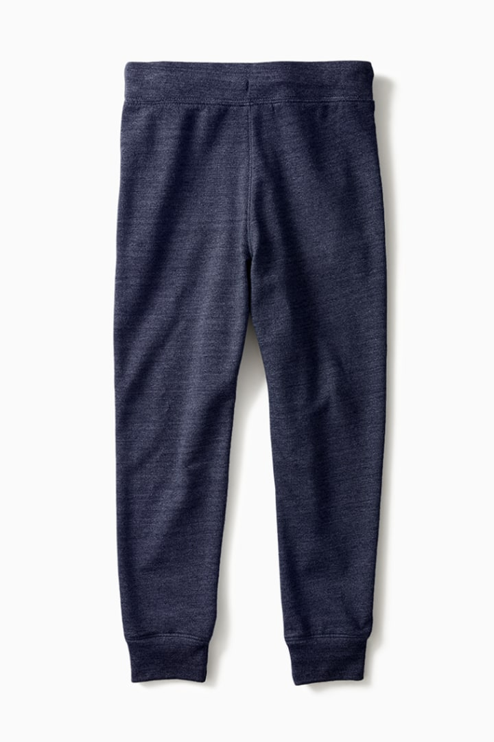 Essential Knit Jogger back