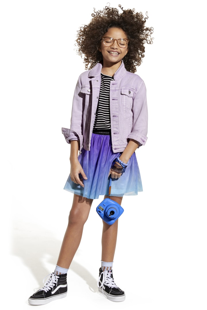 Ombre Magic Tulle Skirt other
