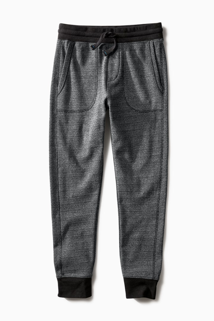 Textured Jogger Main Image