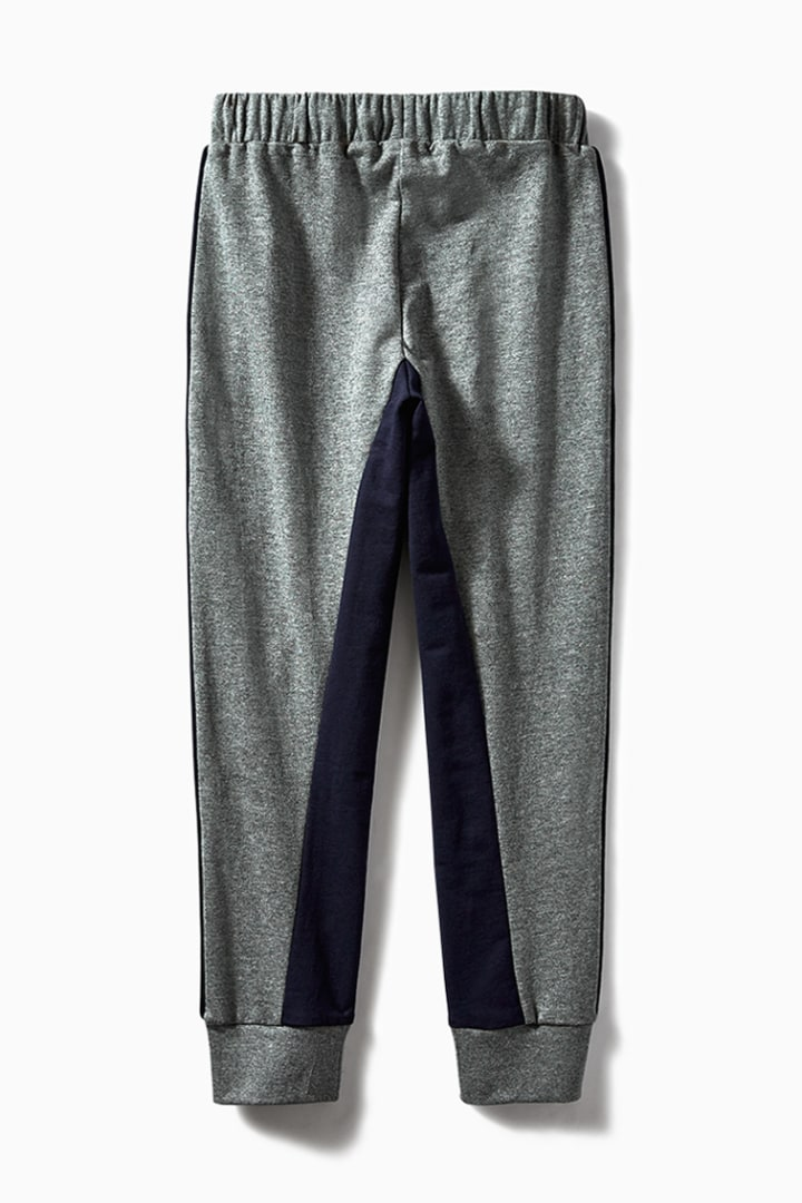 Two Tone Jogger back