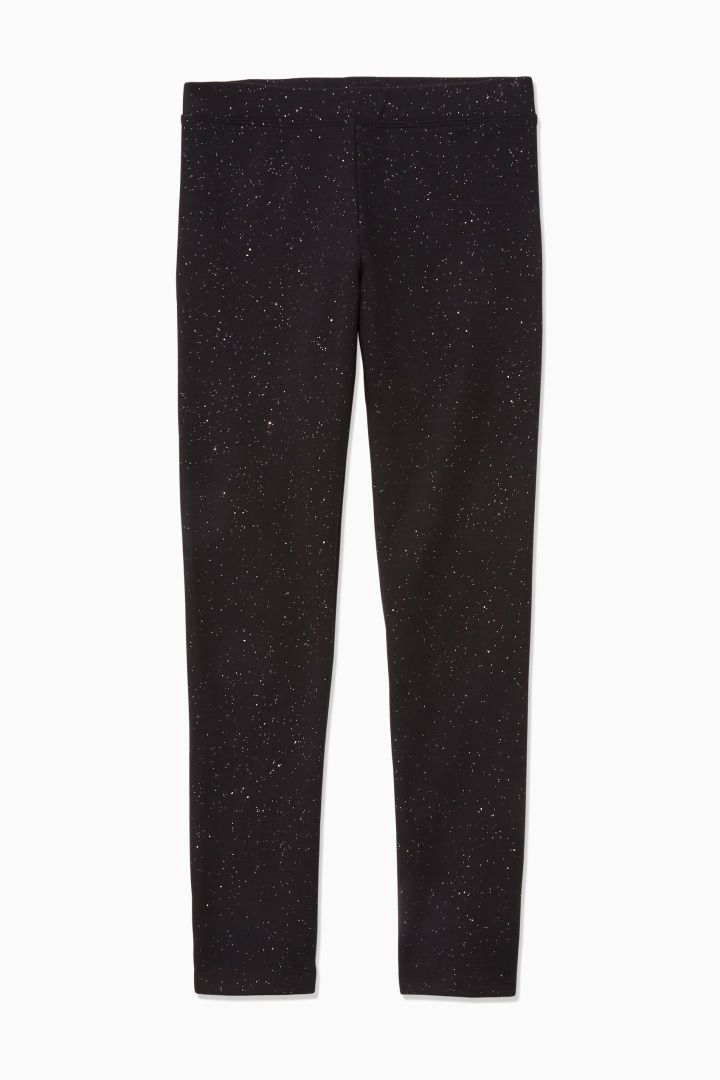 Sparkle Galaxy Legging front