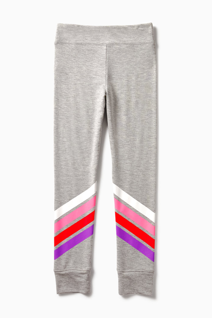 Chevron Legging back