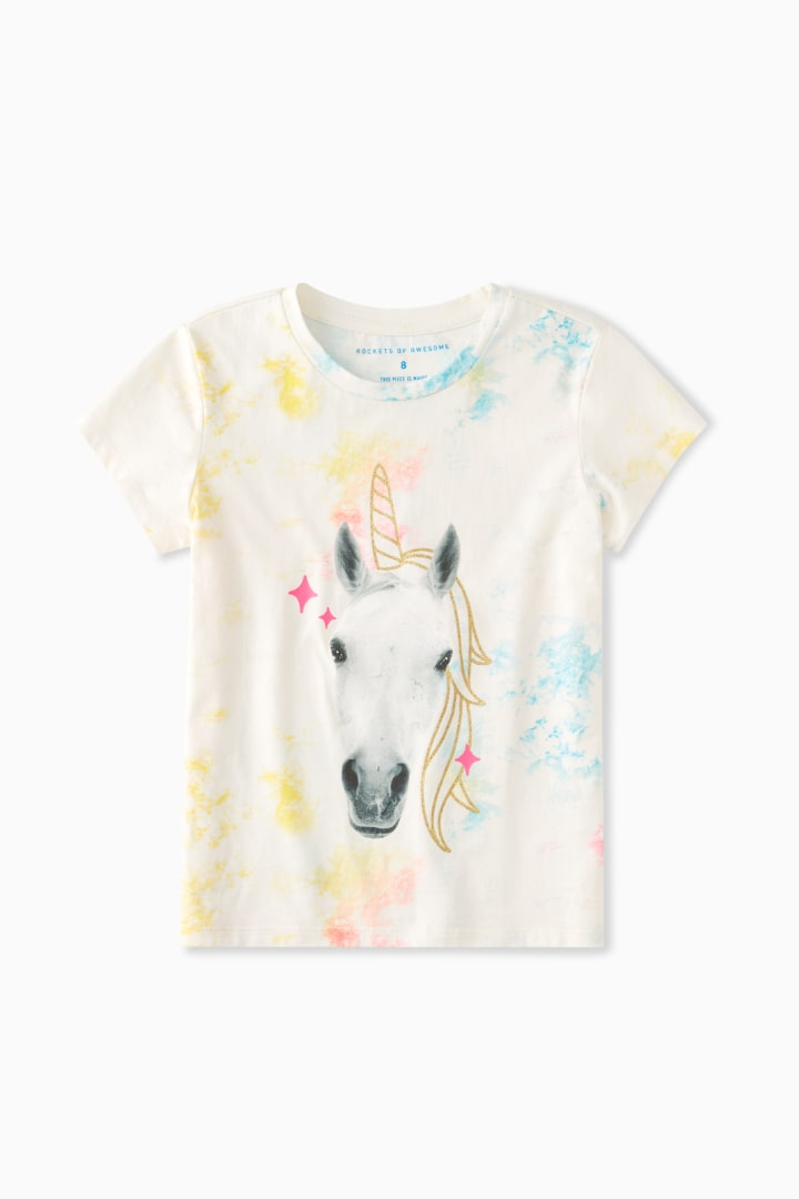 Unicorn Filter Tee Main Image