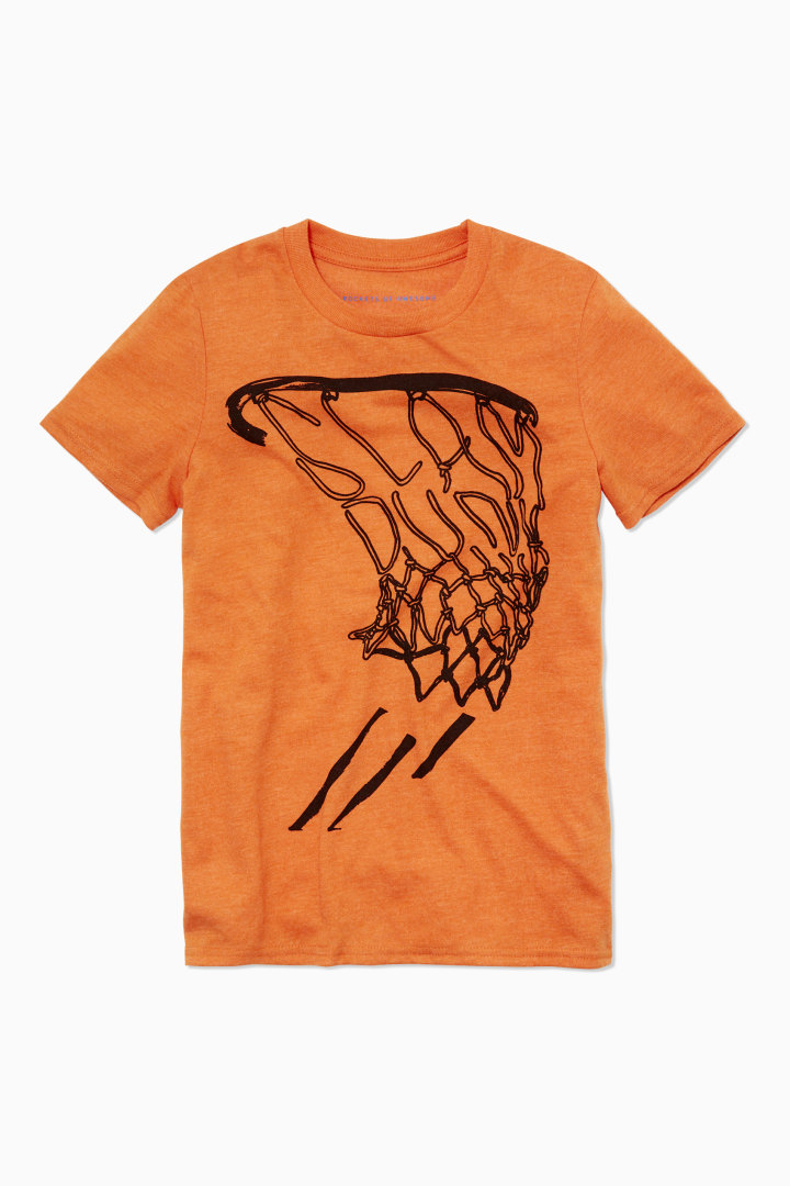 Slam Dunk Tee  front