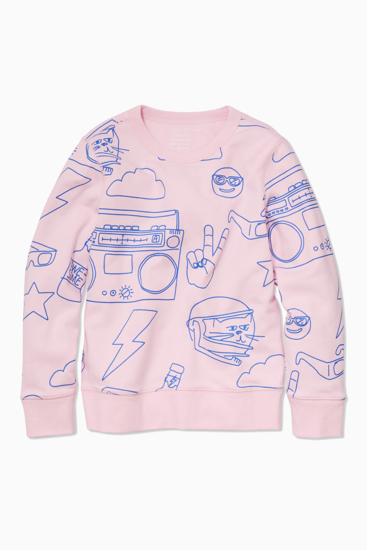 Awesome Sauce Sweatshirt front