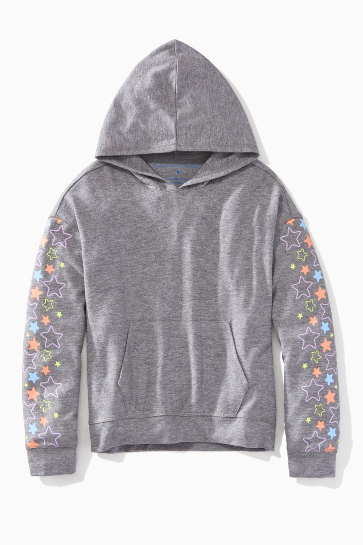 Star Comfy Hoodie front