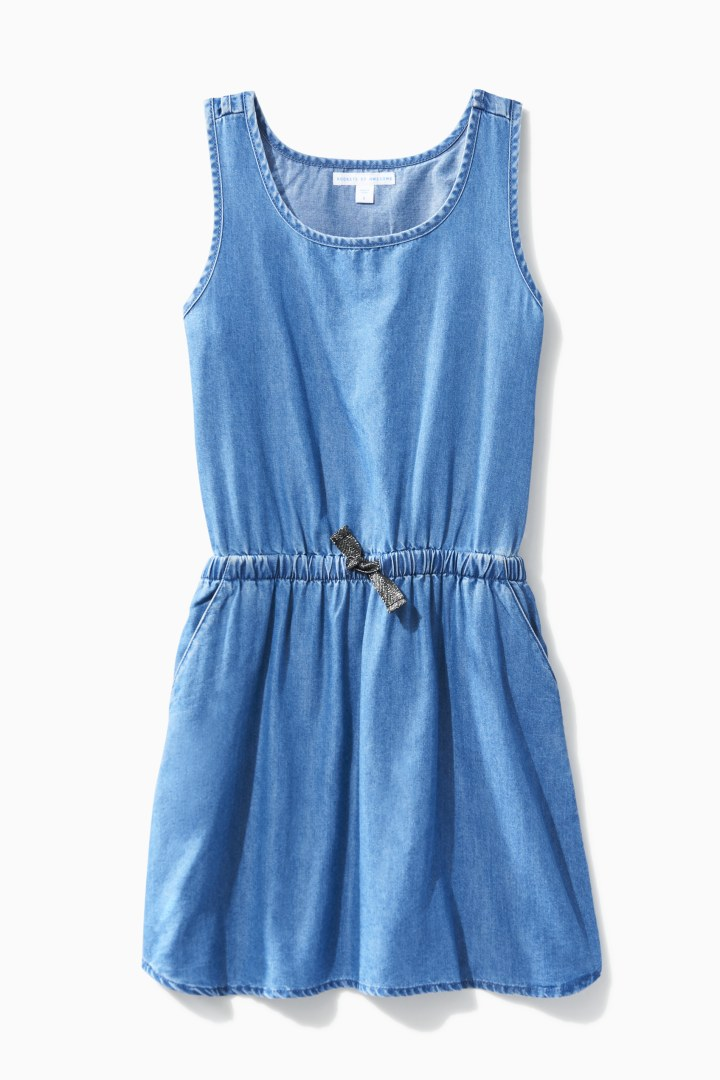 Chambray Dress Main Image