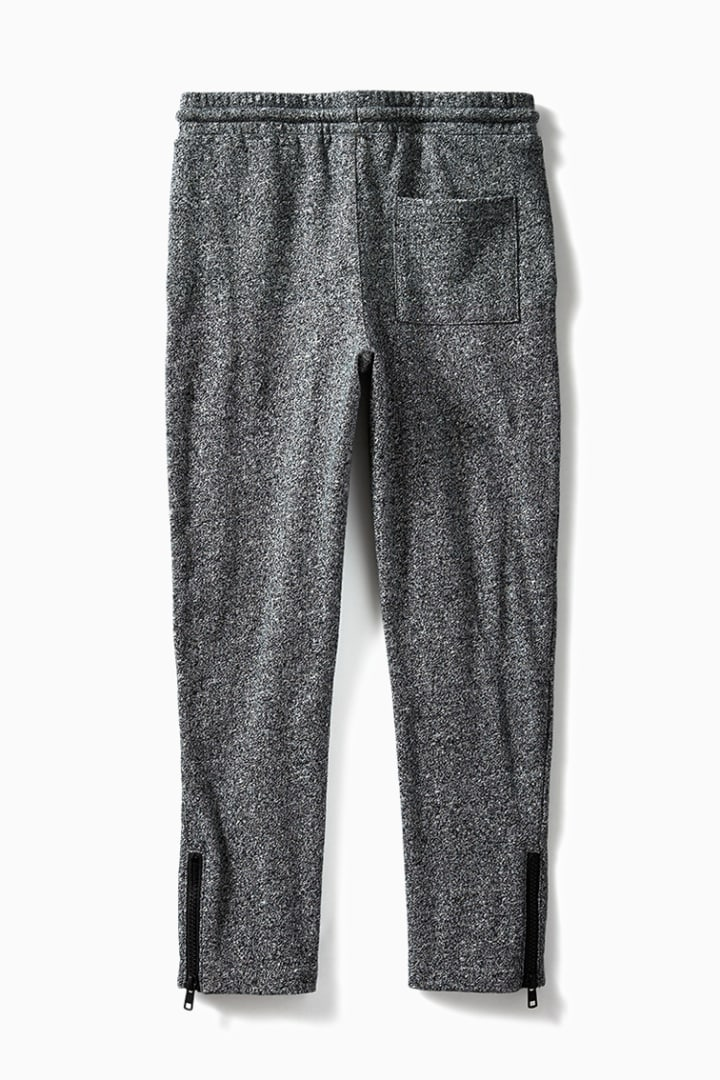 Ankle-Zip Jogger back