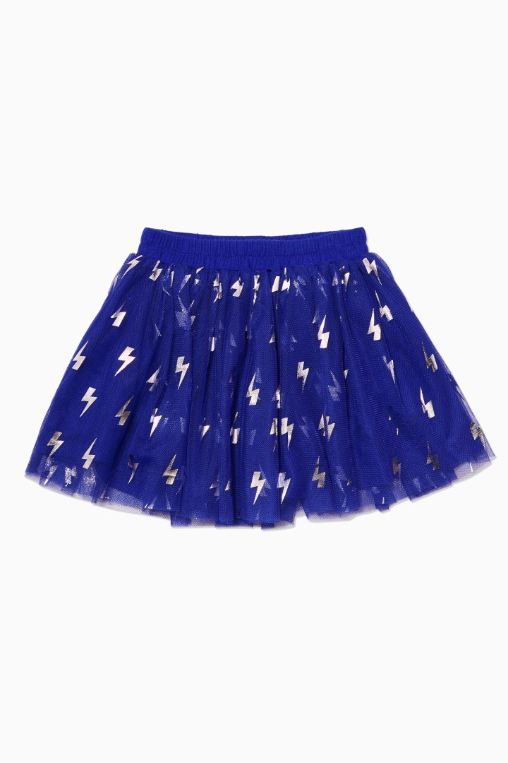 Lightning Tulle Skirt front