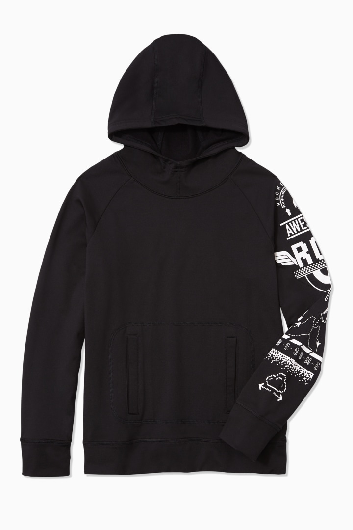 Signature Active Hoodie back