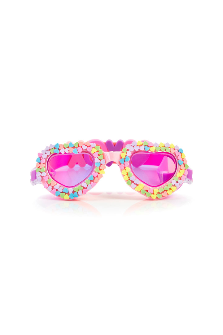 Rainbow Sprinkle Goggle front