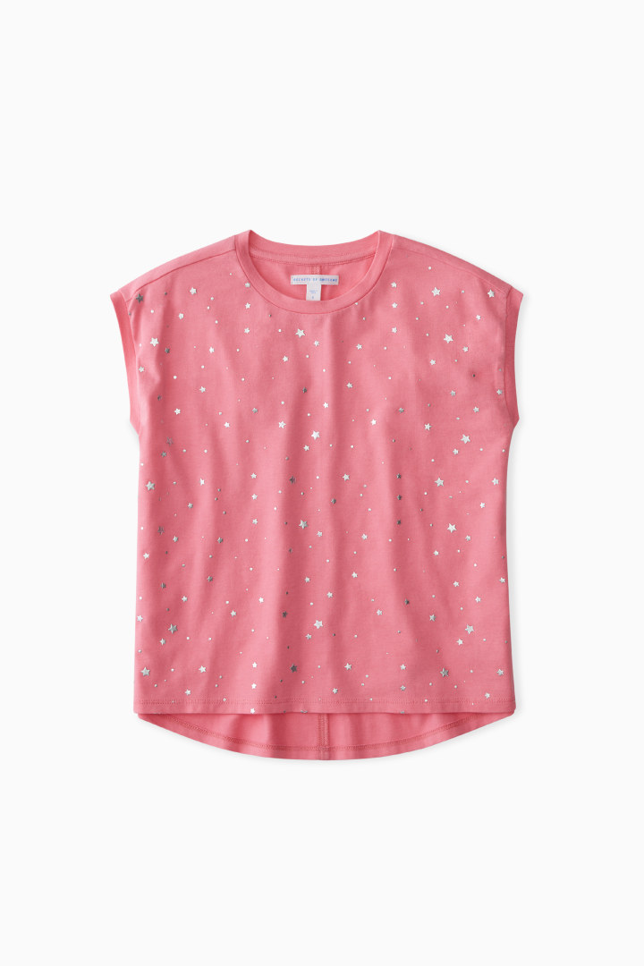 Star Stud Tee front