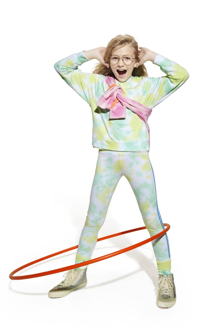 Chillout Tie-Dye Legging other