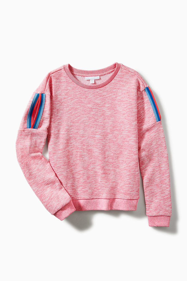 Shoulder Cut-Out Sweatshirt other