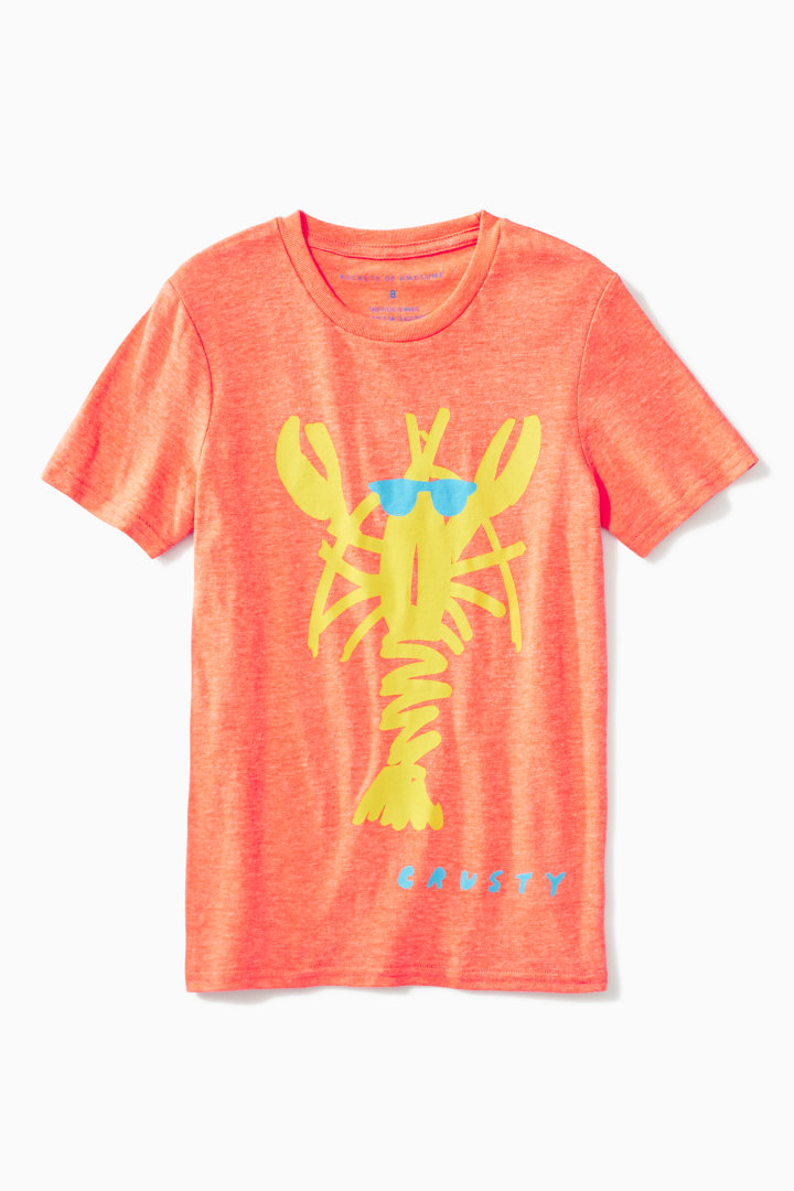 Lobster Tee front