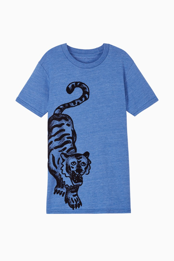 Tiger Tee front