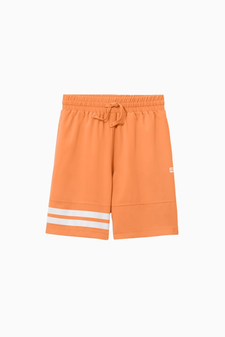 Reflective Stripe Active Short front