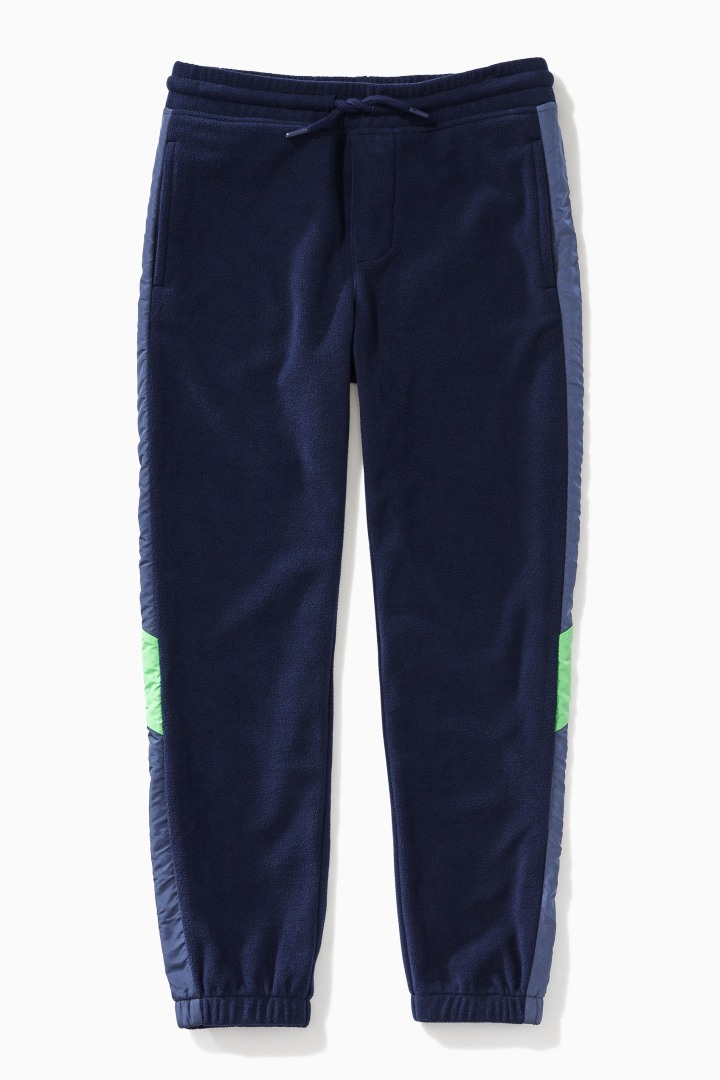 Neon Pop Fleece Jogger detail