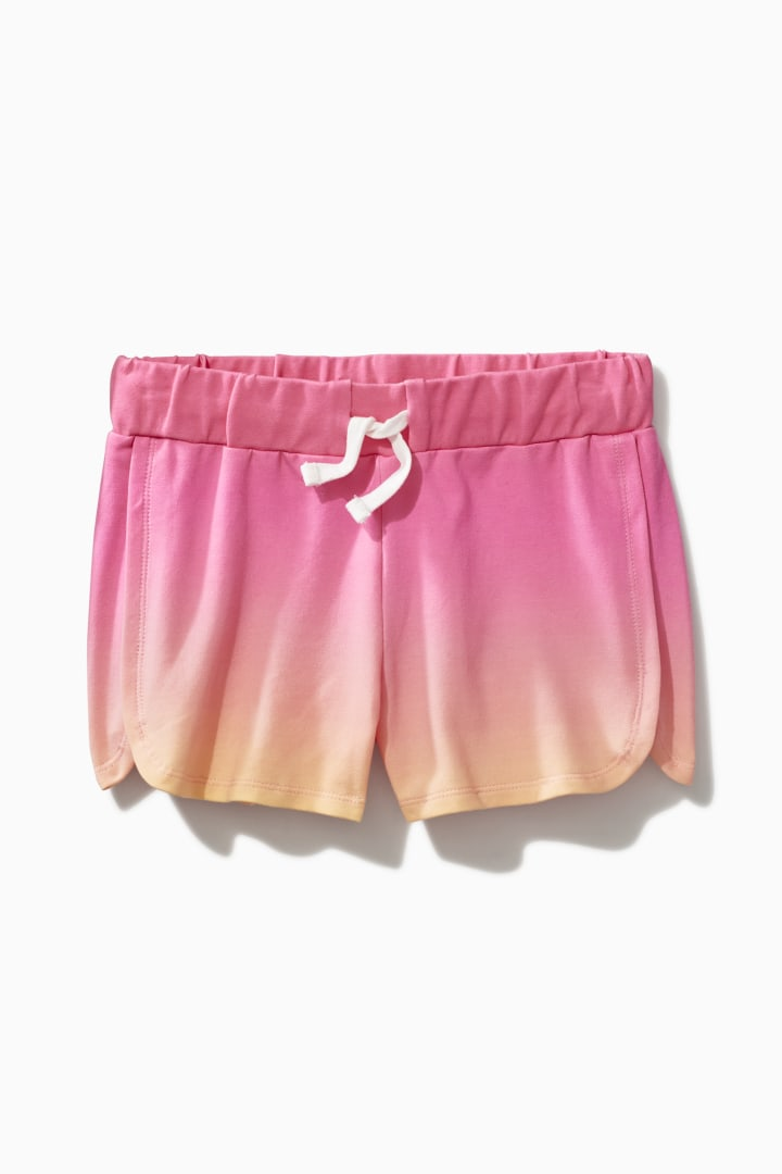 Ombre Sunset Short front