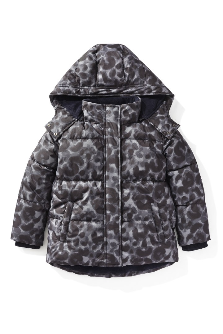 Puffer Jacket with Thermolite front