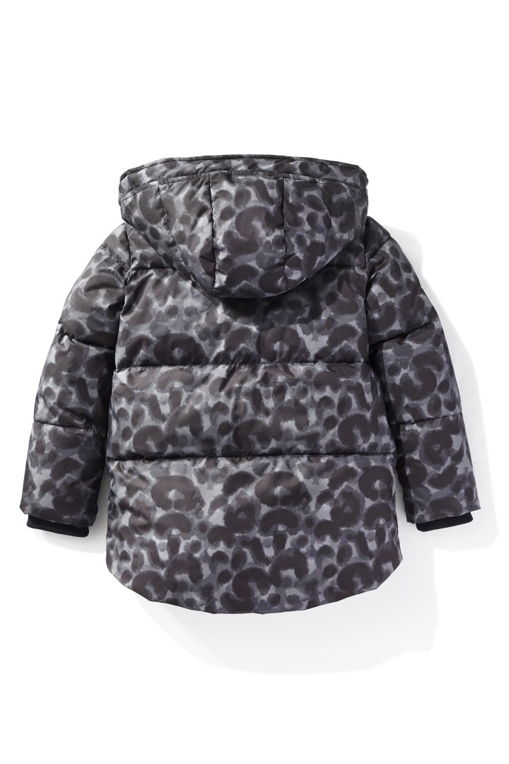 Puffer Jacket with Thermolite back