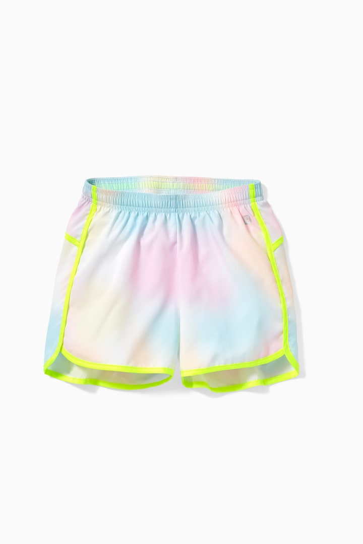 Rainbow Dream Active Short front