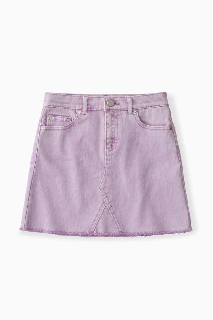 5-Pocket Denim Skirt Main Image