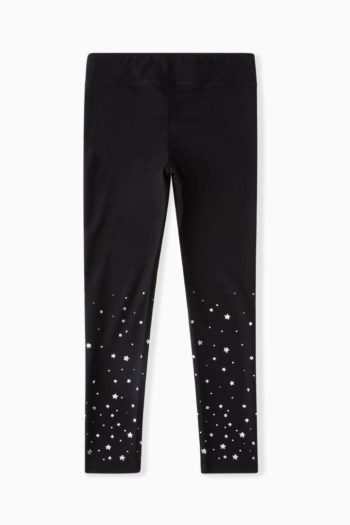 Silver Star Legging back