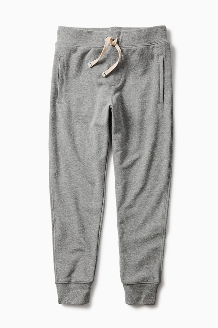 Essential Knit Jogger front