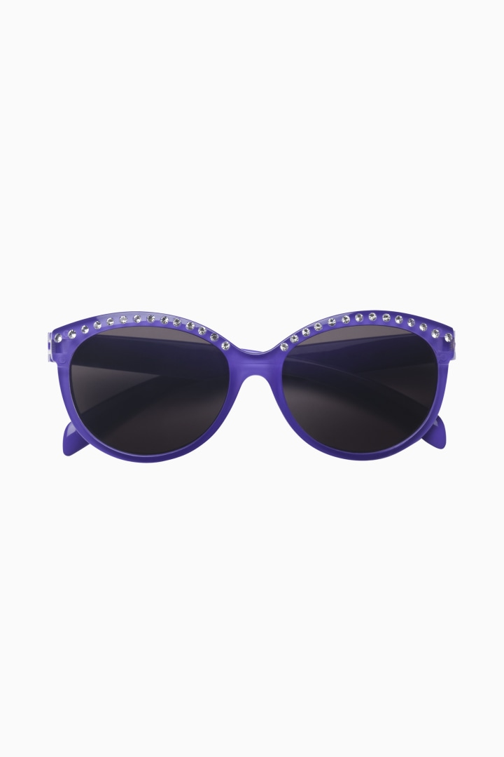 Sparkle Sunglasses front