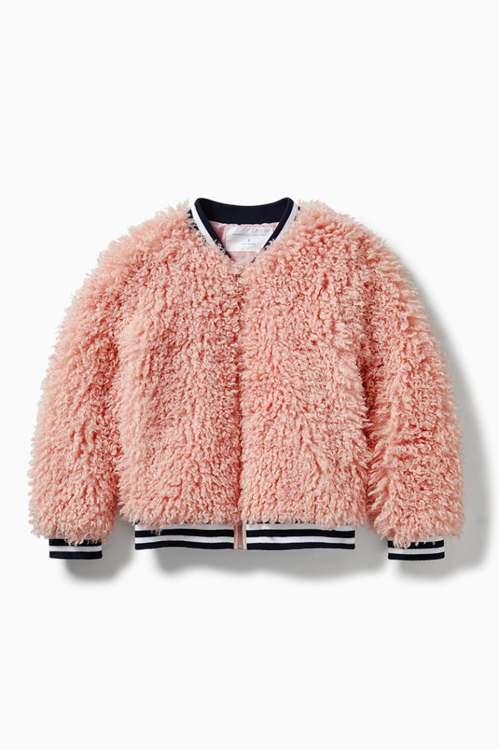 Fuzzy Fur Bomber front