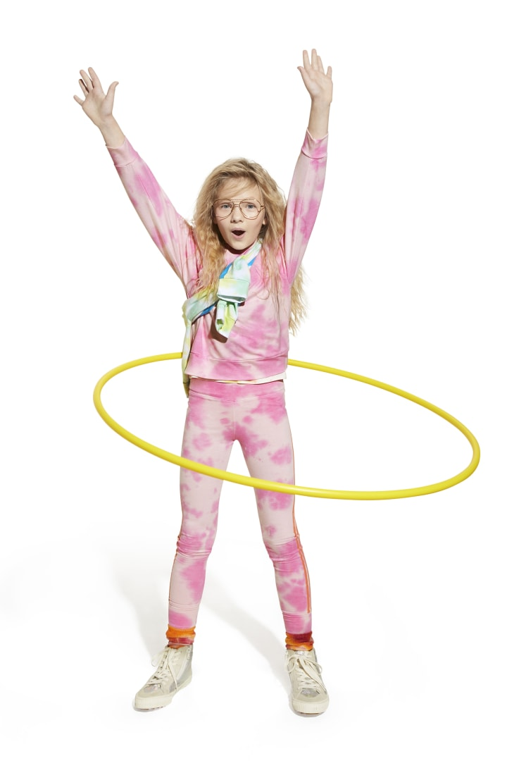 Chillout Tie-Dye Crew other