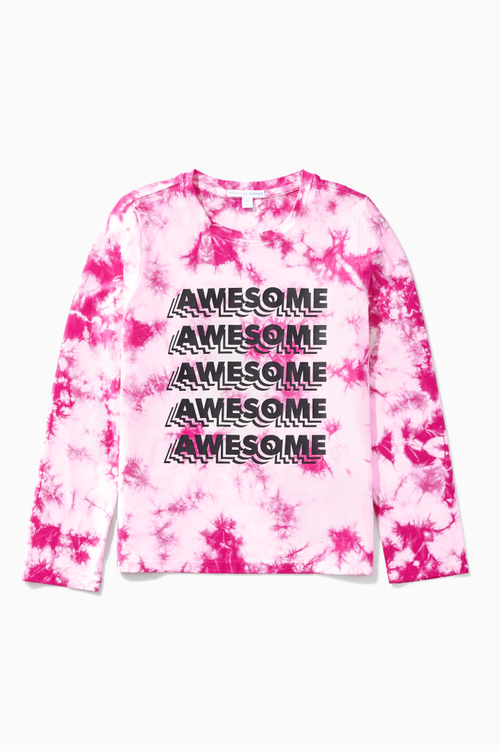 Awesome X5 Tie-Dye Tee Main Image