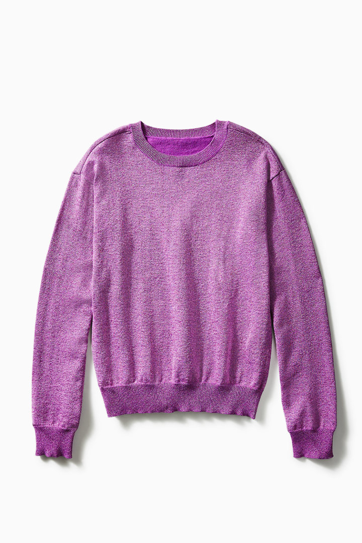Sparkle Lite Sweater front