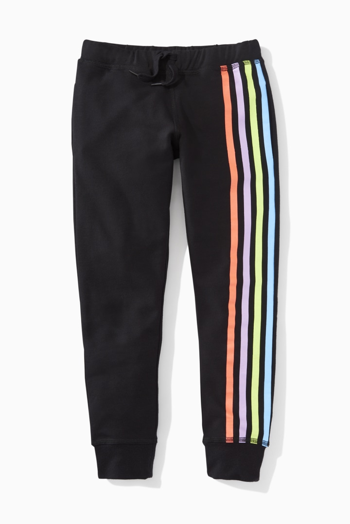 Rainbow Stripe Jogger Main Image