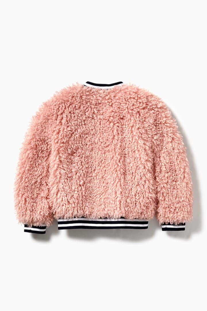 Fuzzy Fur Bomber back