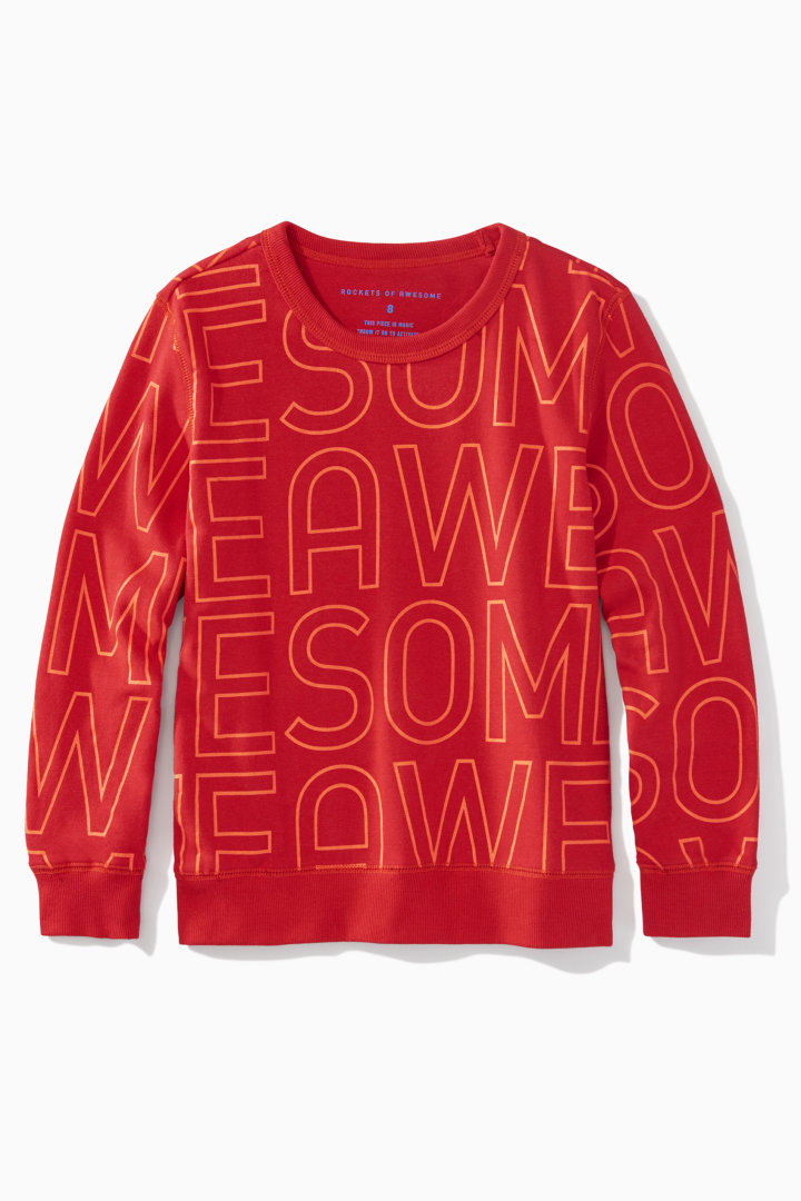 Awesome Sweatshirt front