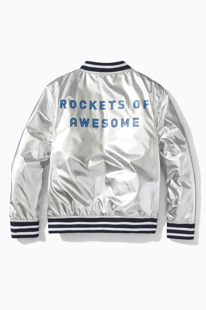 Roa Silver Bomber front