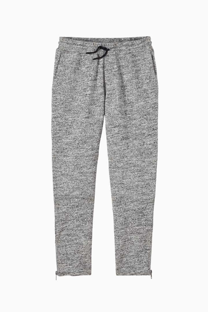 Ankle-Zip Jogger front