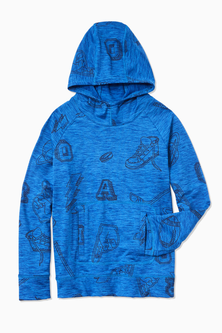 Icon Active Hoodie back