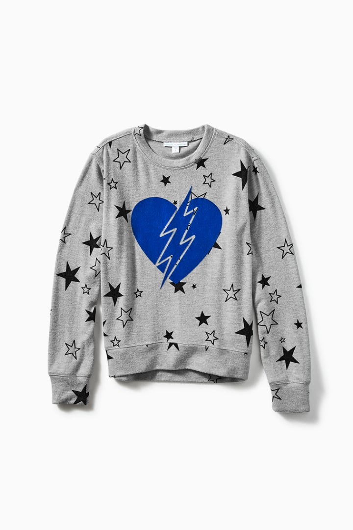 Falling Star Comfy Crew front