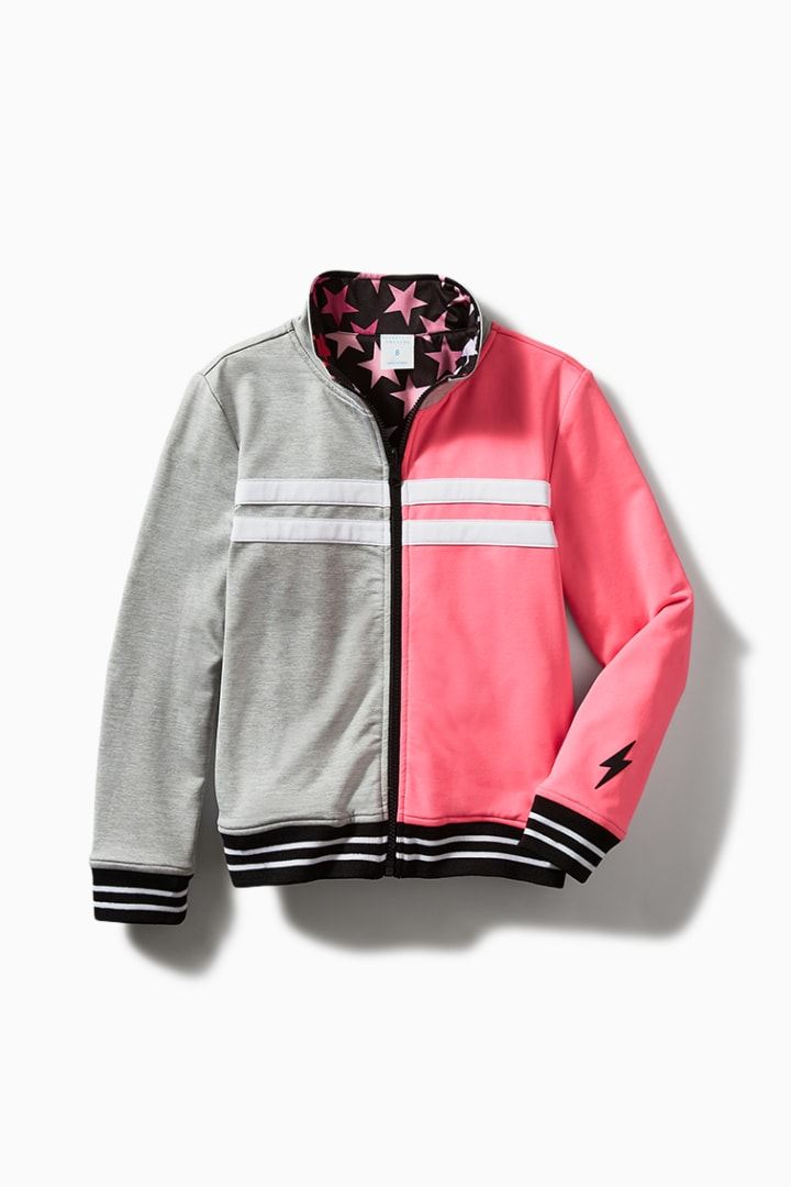 Reversible Track Jacket Main Image