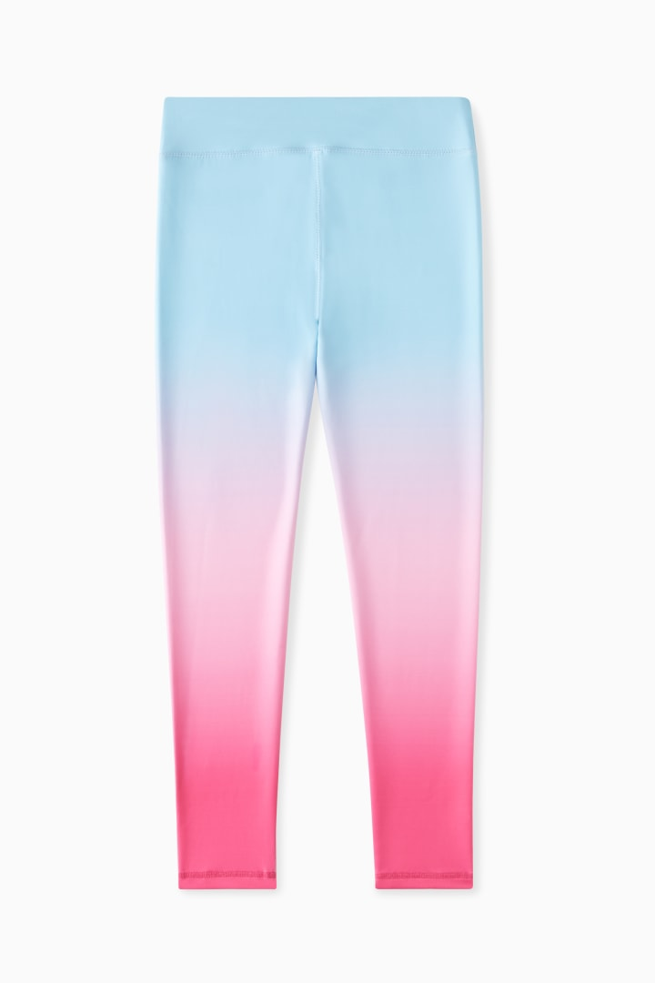 Ombre Active Legging back