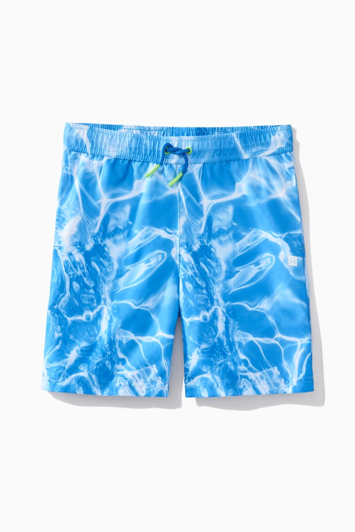 Water Swim Trunk front