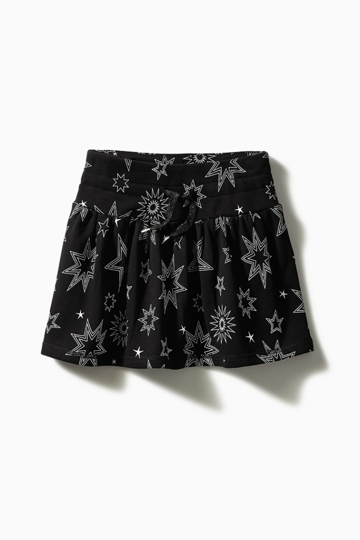 a55440bb6e85f Dynamite Star Knit Skater Skirt - Rockets of Awesome