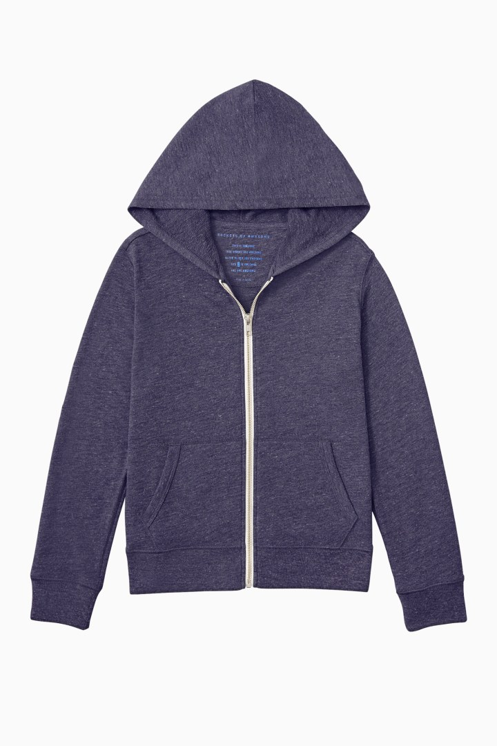 Essential Full-Zip Sweatshirt Main Image
